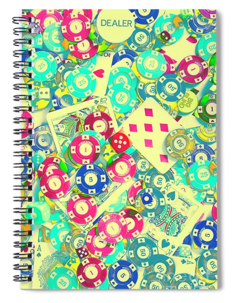 Table Plays Spiral Notebook
