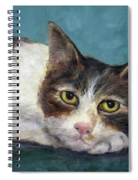 Taco Spiral Notebook
