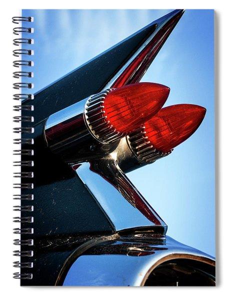 Tail Fin Spiral Notebook