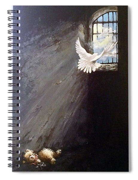 Take Flight Spiral Notebook