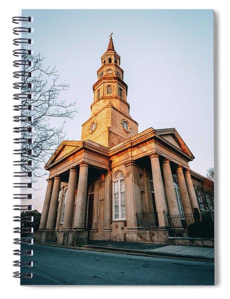 Take Me To Church Spiral Notebook