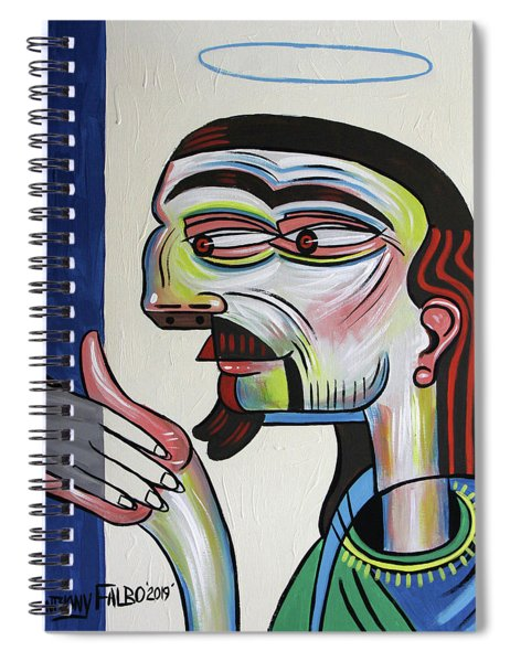 Take My Hand Spiral Notebook