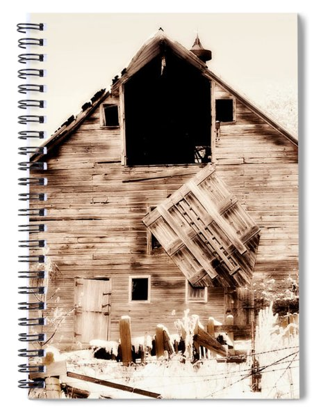 Take Pitty Spiral Notebook