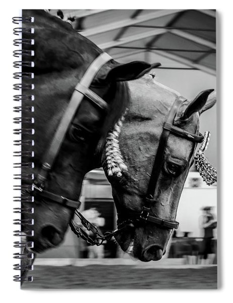 Takin' The Lead Spiral Notebook