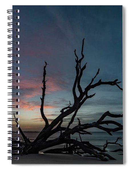Taking A Rest Spiral Notebook