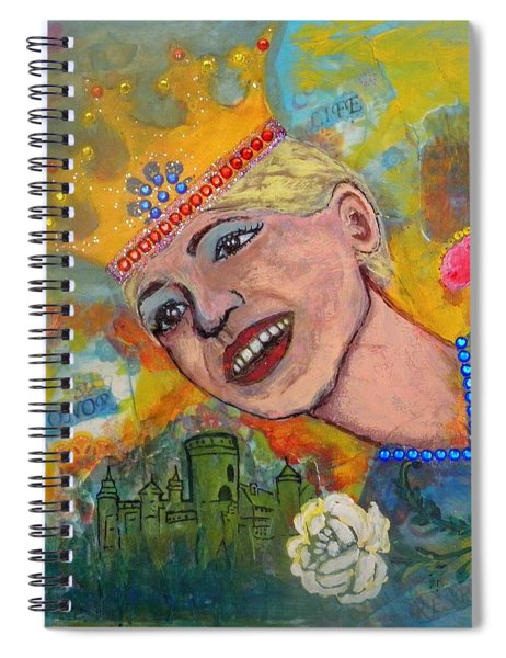 Taking Back Your Crown Spiral Notebook