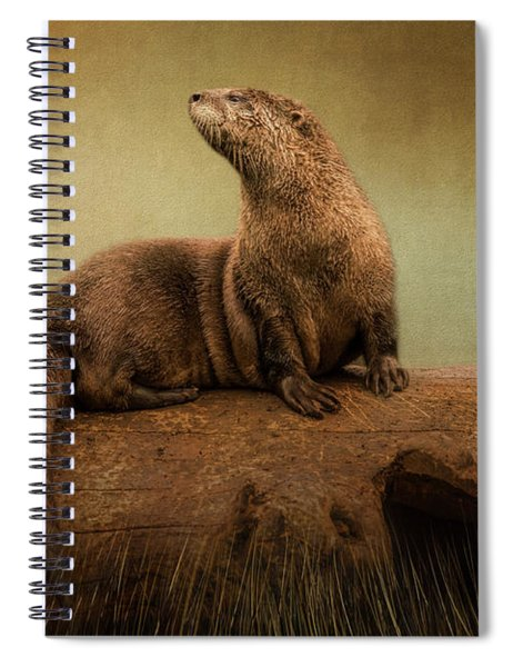 Taking In The View Spiral Notebook