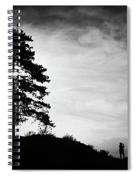 Taking Photographs Spiral Notebook