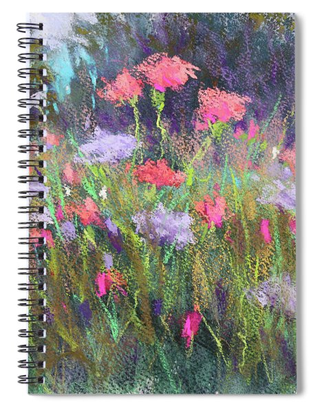 Tangled Beauty Spiral Notebook