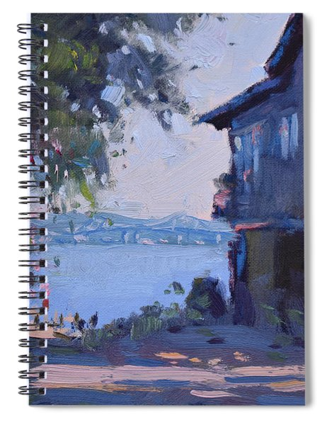 Tappan Zee Bridge Spiral Notebook