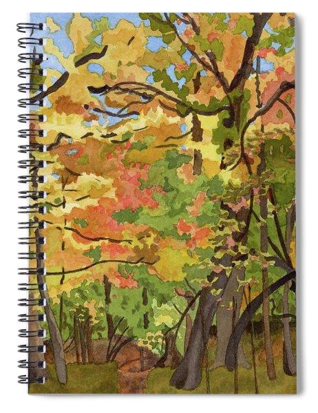 Tatcher Woods Spiral Notebook