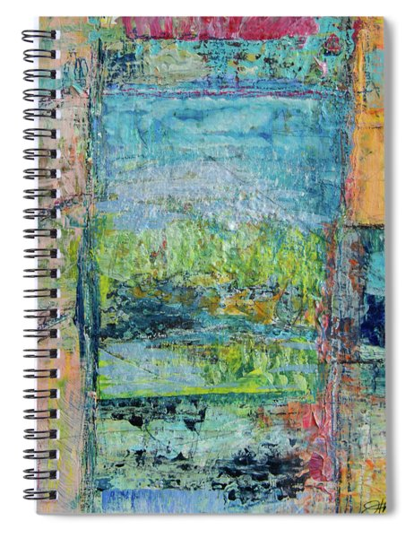 Tea With Henri Two Spiral Notebook