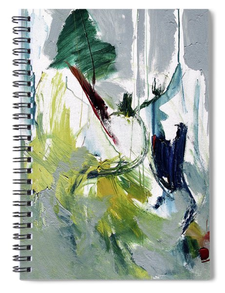 Teal Spiral Notebook