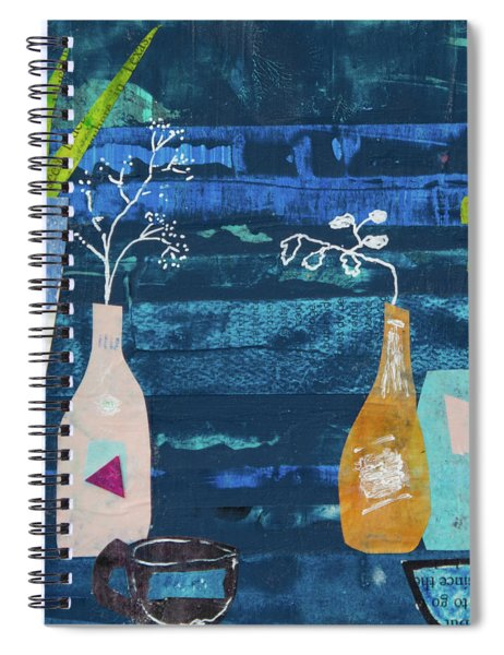 Teatime One Spiral Notebook