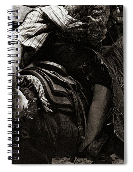 The Gold In The Buckle,  Spiral Notebook
