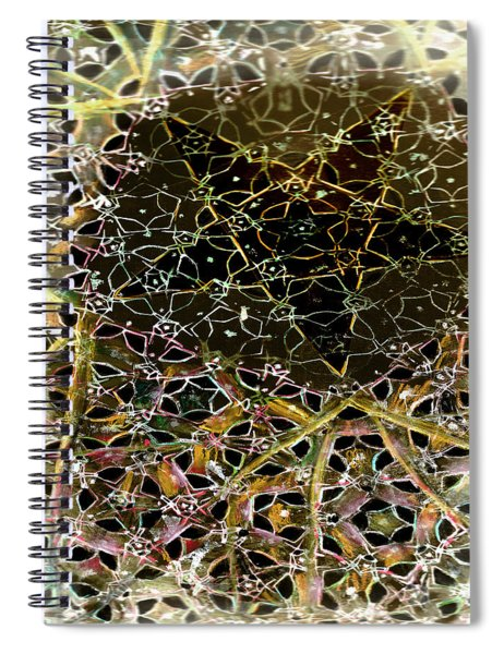 Tela 2 Spiral Notebook