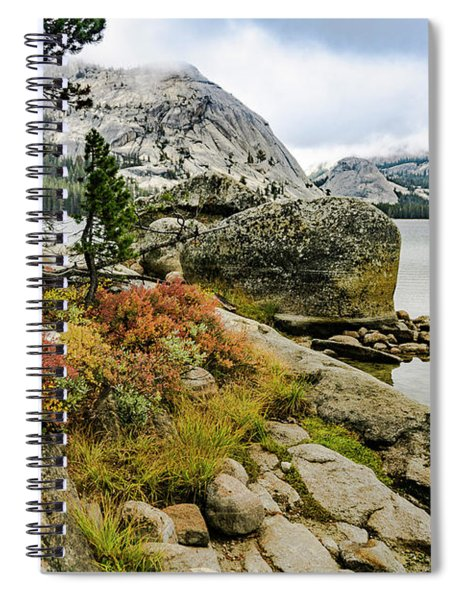 Tenaya View Spiral Notebook