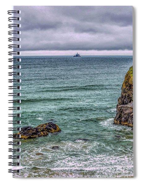 Terrible Tilly Spiral Notebook