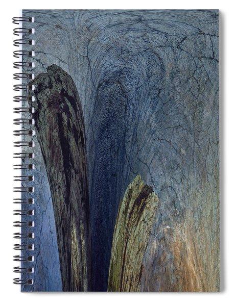 Texture Flair Spiral Notebook