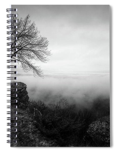 Thacher Scenic Overlook Spiral Notebook