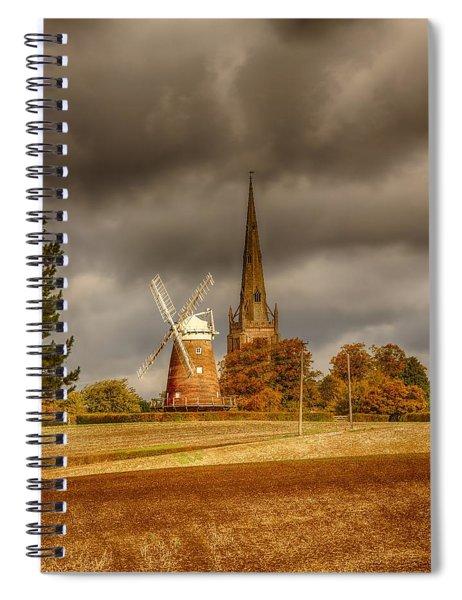 Thaxted Village Spiral Notebook