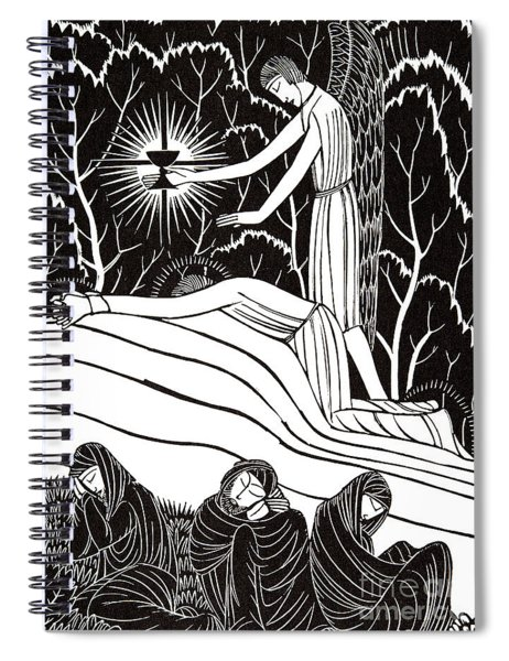 The Agony In The Garden, 1926 Spiral Notebook