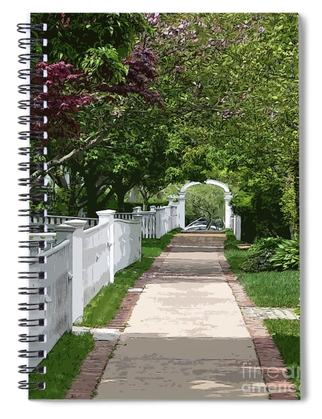 The Arbor Spiral Notebook