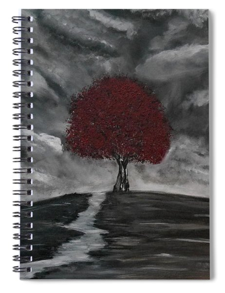 The Art Of Life Spiral Notebook