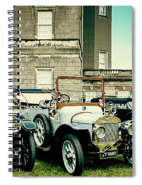 The Austin Collection Spiral Notebook
