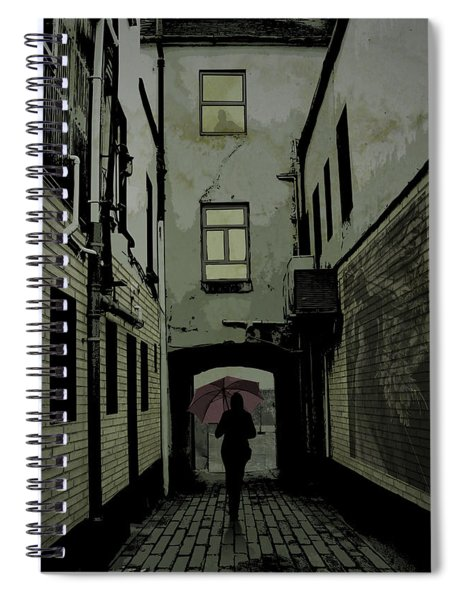 The Back Way Spiral Notebook