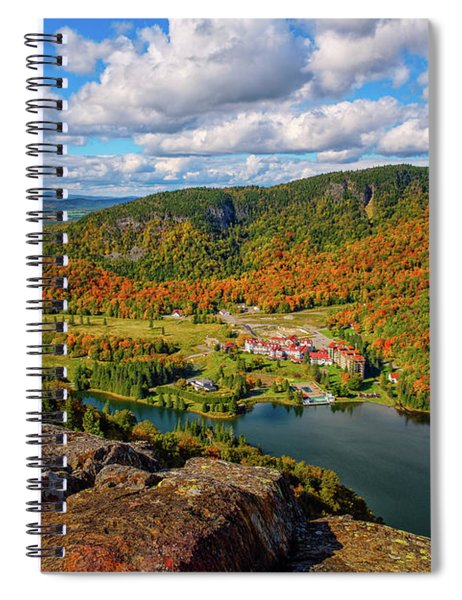 The Balsams Resort Autumn. Spiral Notebook