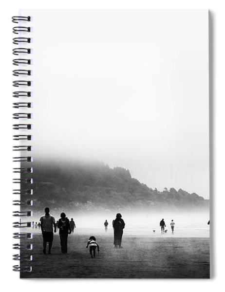 The Beachcombers Spiral Notebook