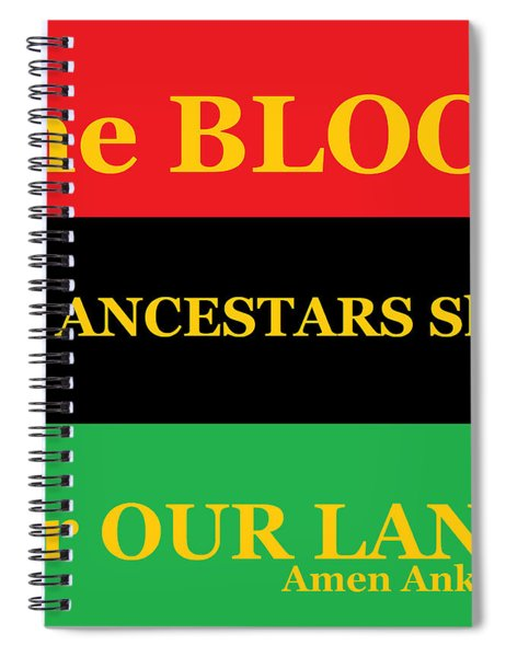 The Blood Spiral Notebook