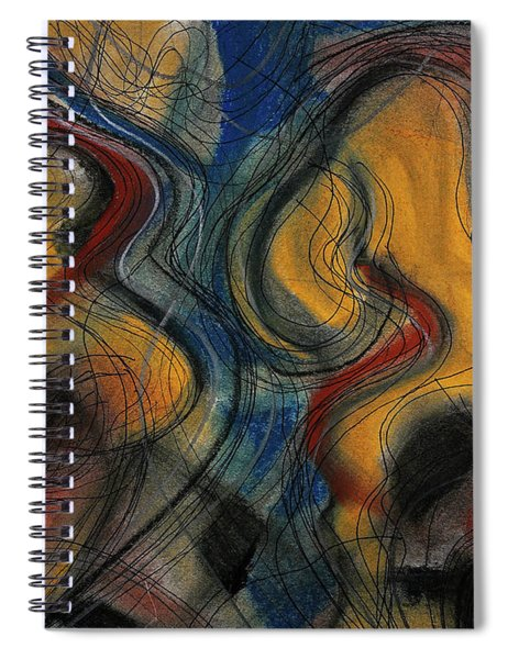 The Bow Spiral Notebook