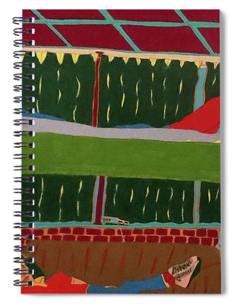 The Bunk Spiral Notebook