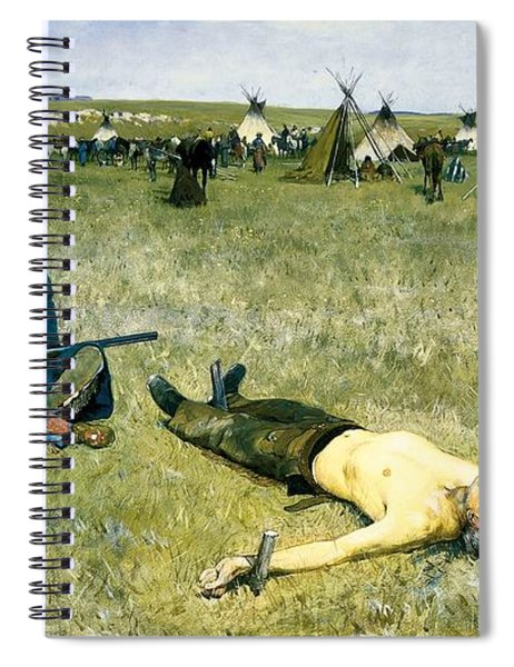 The Captive Spiral Notebook