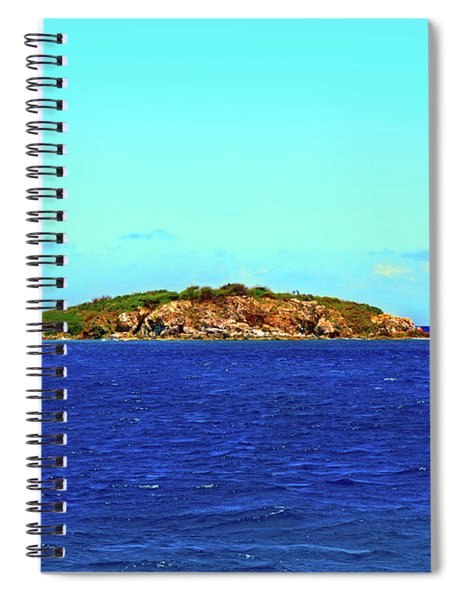The Cay Spiral Notebook