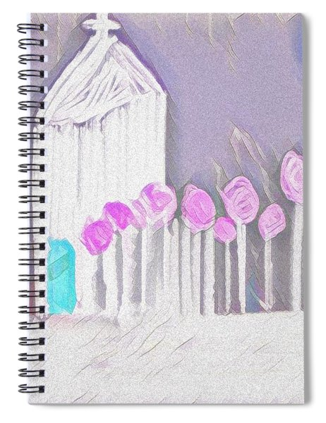 The Chapel Spiral Notebook
