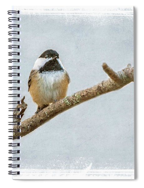 The Chicadee Spiral Notebook