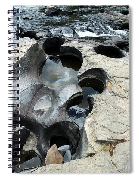 The Chutes Spiral Notebook