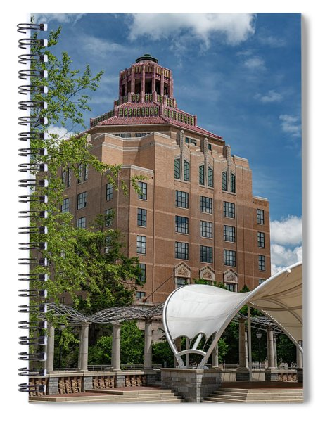 The City Hall Spiral Notebook