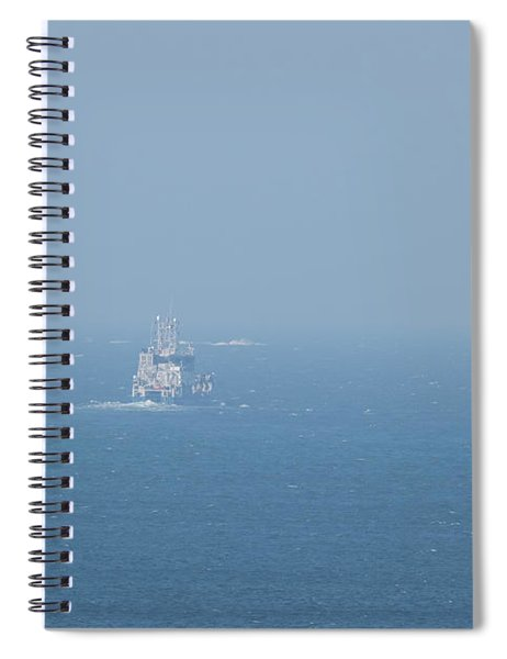 The Coast Guard Spiral Notebook