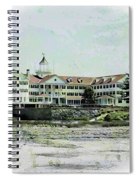 The Colony Hotel Spiral Notebook