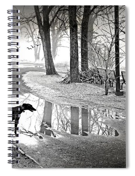 The Dog Park Spiral Notebook