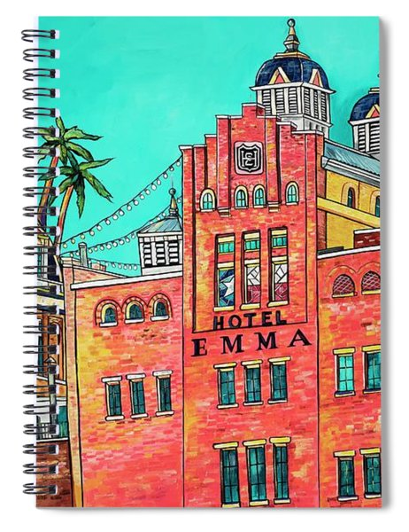 The Emmas Pearl Spiral Notebook