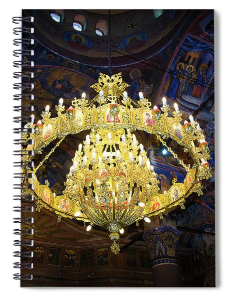The Faith In Us Spiral Notebook