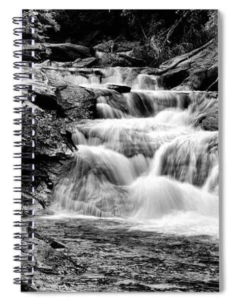 The Falls End Spiral Notebook