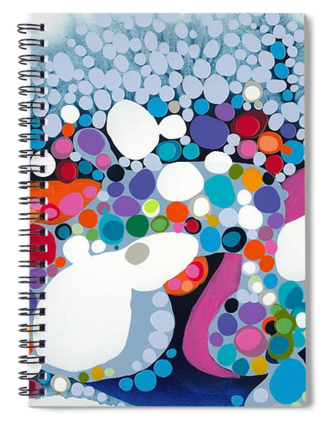The Fantasy Of Reality Spiral Notebook