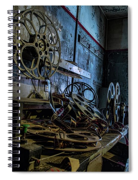 The Film Room 2 Spiral Notebook