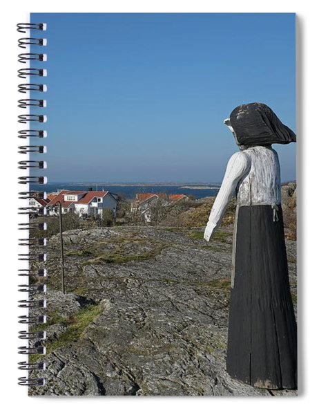 The Fisherman's Wife Spiral Notebook